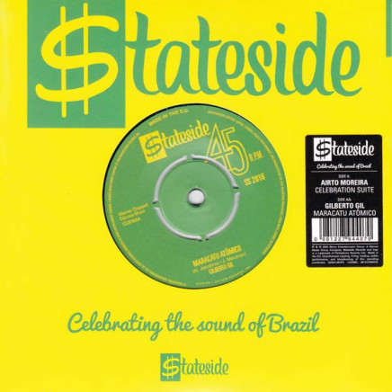 "Celebration Suite / Maracatu Atomico (7"", Single)"