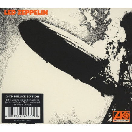 Led Zeppelin I (Remastered Deluxe Edition)