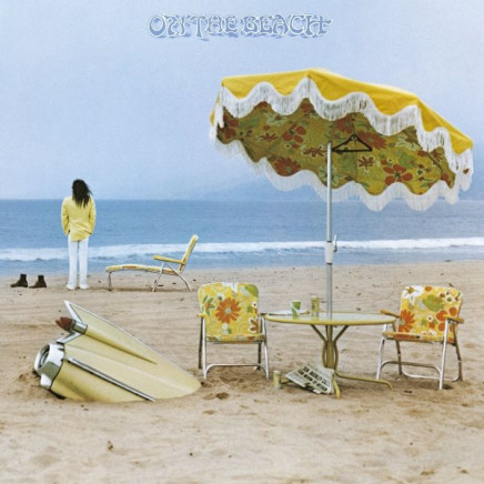 On The Beach (Vinyl Replica Papersleeve)