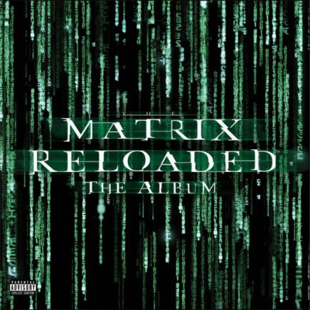 Matrix Reloaded: The Album (Music From And Inspired By The Motion Picture) (Color Vinyl)