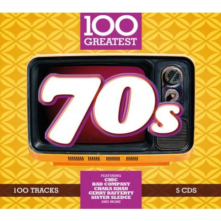 100 Greatest 70's