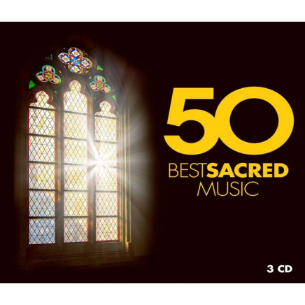 50 Best Sacred Music