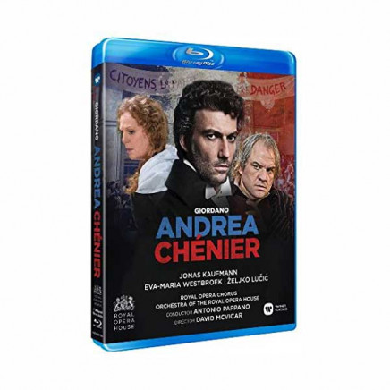 Andrea Chenier (The Royal Opera House)