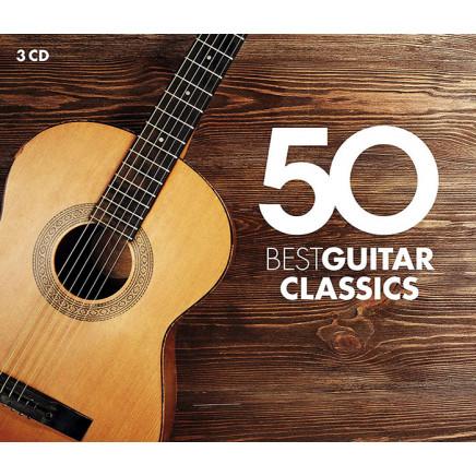 50 Best Guitar Classics [New Version]