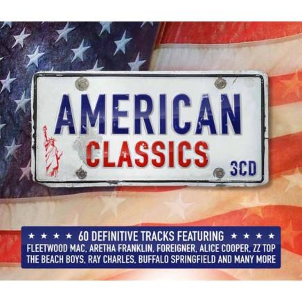 American Classics - 60 Definiteve Track's