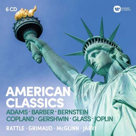 American Classics - Adams, Barber, Bernstein..