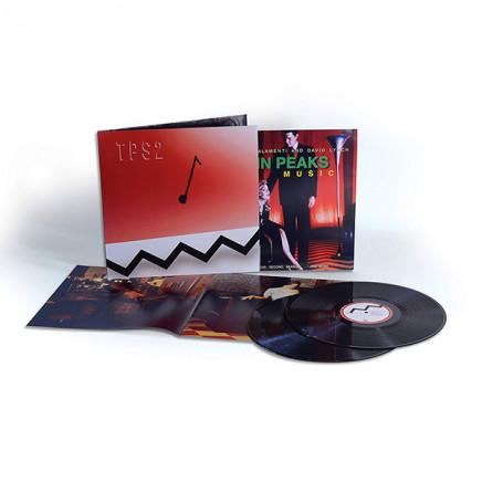 Twin Peaks: Season Two Music And More (Black Vinyl)