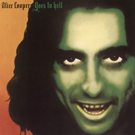 Alice Cooper Goes To Hell (Limited Colored Vinyl)