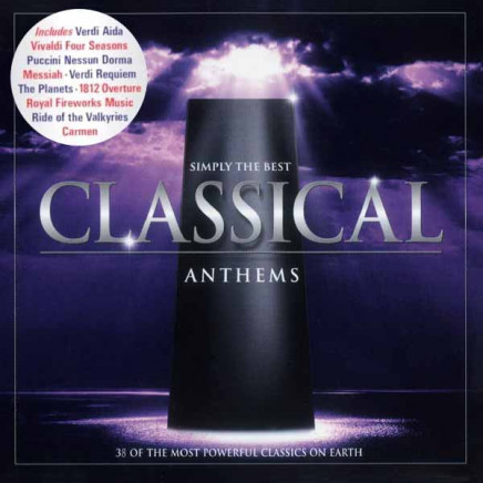 Simply The Best Classical Anthems