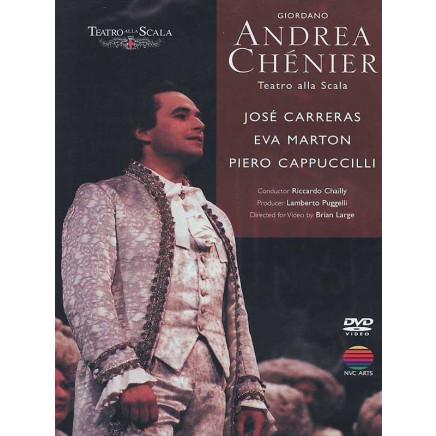 Andrea Chenier (Jose Carreras, Teatro Alla Scala)
