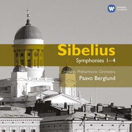 Symphony Nos 1-4