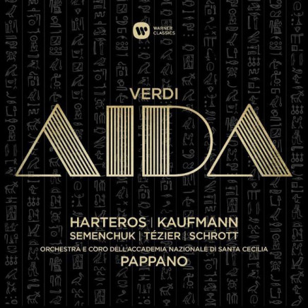 Aida (Hardcover Digibook Deluxe)