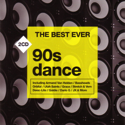90's Dance (The Best Ever Series)