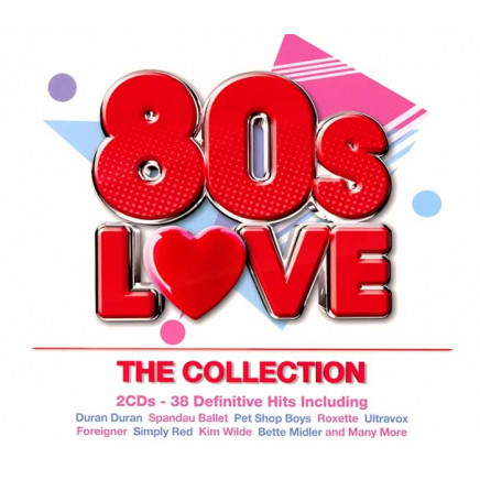 80's Love - The Collection
