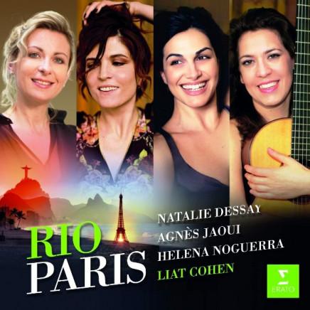Rio-Paris (Digipak)