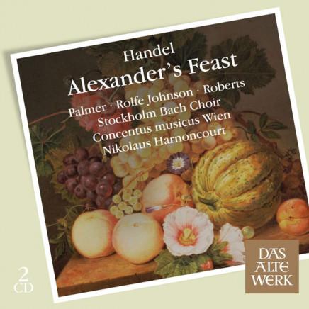 Alexander's Feast & Concerto Grosso F Major