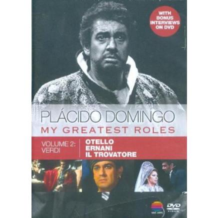 Placido Domingo: My Greatest Roles Vol.2, Verdi Opera