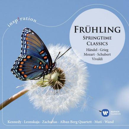 Springtime Classics - Handel, Grieg, Mozart, Schubert, Vivaldi