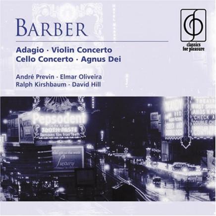Adagio, Violin Concerto, Cello Concerto & Agnus Dei