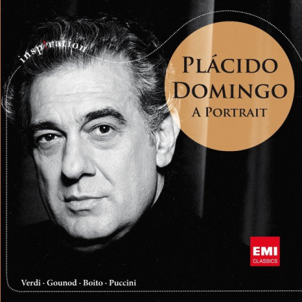 A Portrait Placido Domingo