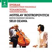 Concerto Pour Violoncelle & Variations Rococo