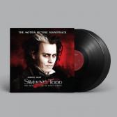 Sweeney Todd: The Demon Barber Of Fleet Street (The Motion Picture Soundtrack) (Vinyl)