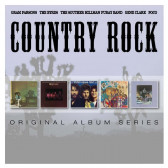 Country Rock - Original Album Series