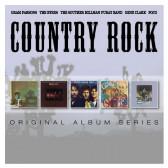 Country Rock - Original Album Series