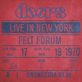 Live In New York, Felt Forum 1970