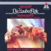Die Zauberflote (The Magic Flute) [Highlights]