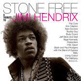 Stone Free: A Tribute To Jimi Hendrix (Limited Clear / Black Coloured) (Vinyl)