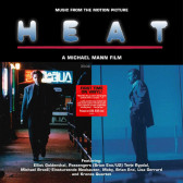 Heat (Music From The Motion Pucture) (Limited Blue Vinyl)