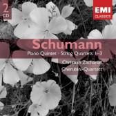 Piano Quintet, String Quartets 1-3