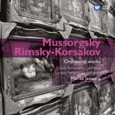 Mussorgsky & Rimsky-Korsakov Orchestral Works