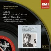 Violin Concertos, Chaconne