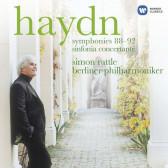 Symphonies No.88-92, Sinfonia Concertante