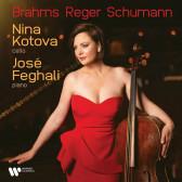 Romantic Recital: Brahms, Reger, Schumann