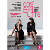 Cosi Fan Tutte (Wiener Staatsoper) (DVD-Video)