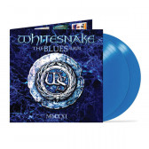 The Blues Album (2020 Remix) (Limited Ocean Blue Vinyl)