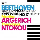 Beethoven: Symphony No.6 'Pastoral' & Piano Sonata No. 17 'Tempest'