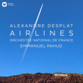 Airlines (Music By Alexandre Desplat)
