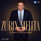 Zubin Mehta: The Complete Warner Recordings (27CD with 3DVD-Video)