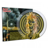 Iron Maiden (Limited Edition Crystal Clear Picture Vinyl)