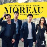A Family Affair (Korngold, Rachmaninov, Ravel, Dvorak)