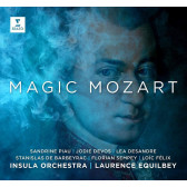 Magic Mozart: Arias & Scenes (Digipak with Lenticular Cover, Flip Effect)