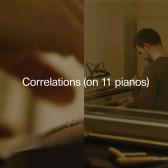 Correlations (On 11 Pianos) (Vinyl)