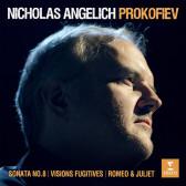 Prokofiev: Visions Fugitives, Piano Sonata No. 8, Romeo & Juliet