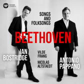 Beethoven Songs And Folksongs (with Antonio Pappano)