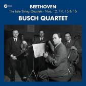 The Late String Quartet No.12, 14, 15 & 16