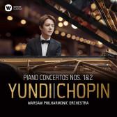 Chopin Piano Concertos No.1 & 2